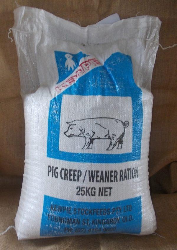 Pig Weaner 25kg