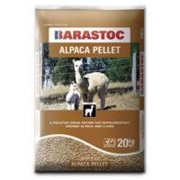 Barastoc Alpaca Pellets 20kg